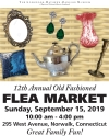 12th Annual Old Fashioned Flea Market At Lockwood-Mathews Museum