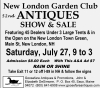 New London Garden Club Antique Show & Sale