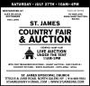 St James Country Fair Auction