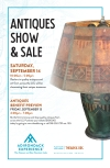 Museum on Blue Mountain Lake Antique Show