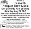 Falmouth Antiques Show & Sale