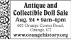 Antique and Collectible Doll Sale