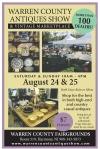 Warren County Antiques Show & Vintage Marketplace