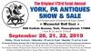 The Original 173rd Semi-Annual York, PA Antiques Show & Sale