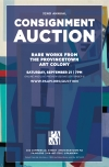 PAAM 32nd Annual Consignment Auction