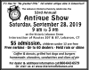 53rd Annual Outdoor Antiques Show on the Lebanon Green