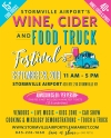 STORMVILLE AIRPORT'S Wine, Cider & Food Truck Festival