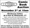 E.S. Eldridge Comic Book Auction