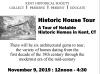 Kent, CT Historic House Tour