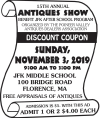 Pioneer Valley Antiques Dealers Assoc. 15th Annual Show