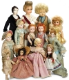 Three Important Theriault's Marquis Antique Doll Auctions