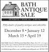 Bath Antique Show & Sale Day