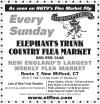 Elephant's Trunk Flea Market