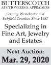 Butterscotch Auctioneers Fine Art, Jewelry & Estates