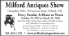 Cancelled Milford Antiques Show