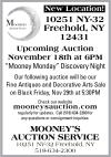 """Mooney Monday"" Discovery Night"