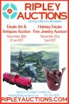 Ripley Estate Art &  Antiques Auction