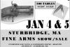 STURBRIDGE, MA FINE ARMS SHOW