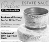 COMPANIES  ESTATE SALES - Online - Three sessions