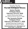 Venice Florida Antiques Shows