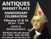 ANTIQUES MARKET PLACE Anniversary Celebration