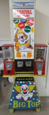 Moggie's Gambling Punch Boards, Coins, Toys, HO Trains