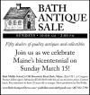 Bath Antique Show & Sale Day