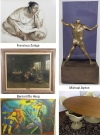 Bunte Modern & Antique Art and Antiques ONLINE ONLY