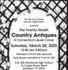 POSTPONED - DATE TBD -- 29th Country Antiques in Connecticut's Quiet Corner