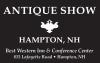 ANTIQUE SHOW HAMPTON, NH RESCHEDULED FOR APRIL 26