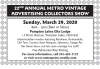 CANCELLED 22nd Annual Metro Vintage Advertising Collectors Show