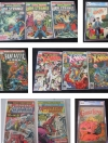 Moggie's Huge Comic Book Extravaganza Auction ONLINE ONLY