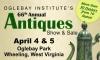 Oglebay Institute's 66th Annual Antiques Show & Sale