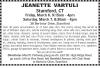 Stamford, CT Estate Sale by Jeamette Vartuli