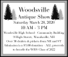 CANCELLED Woodsville Antique Show