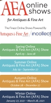 Summer Online Antiques & Fine Art (AFA) Show