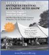 Canceled Little Compton Antiques Festival & Classic Auto Show
