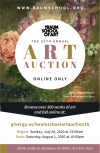 35th Baum Annual Art Auction Online Only