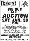 Roland Auction