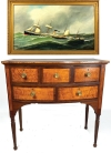 CRN AUCTIONS, INC AMERICAN ANTIQUES