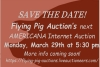 Flying Pig Auction's Americana Internet Auction