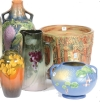 Woody Auction American Art Pottery and Antiques Auction