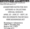 Renninger's Antiques & Collectors Extravaganzas Adamstown