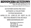 Renningers Antiques & Collectors at Kutztown