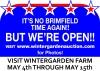 Visit Wintergarden Farm IT'S NO BRIMFIELD TIME AGAIN!