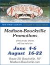 Madison-Bouckville Promotions Show