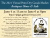 The 2021 Virtual Penn Dry Goods Market Antiques Show & Sale