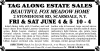 CANCELLED Scarsdale, NY Tag Along Estate Sales