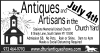 Antiques and Artisans in the Church Yard