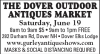 The Dover Outdoor Antiques Market